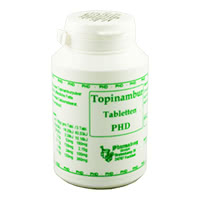 Topinambur Tabletten - Pharmadrog 120 Tab.